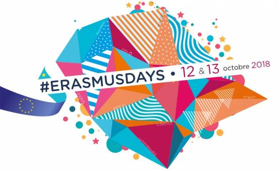 Erasmus Days : l'Europe dans nos assiettes !