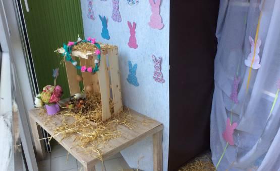 Les CAPa 2 SAPVER préparent Pâques