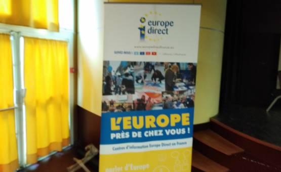 Préparation à la mobilité et sensibilisation aux élections européennes