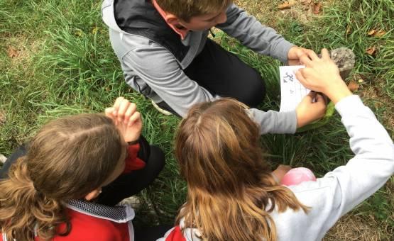 Les élèves de 4ème font leur intégration