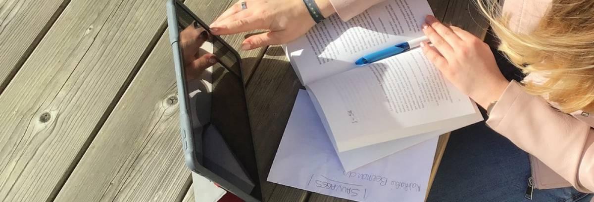 Le numérique pédagogique Un élève, un iPad